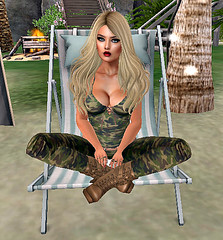 Campfire & Camp (savrainsings) Tags: blueberry mina letre ncore catwa