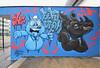 Brok • Berthet (HBA_JIJO) Tags: streetart urban graffiti vitry vitrysurseine animal art france brok 3hc hbajijo wall mur painting aerosol peinture paris94 spray mural bombing charactere urbaine culture tbc berthet