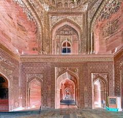 India - Uttar Pradesh - Fathepur Sikri - Jama Masjid - 52b (asienman) Tags: india uttarpradesh fathepursikri jamamasjid asienmanphotography asienmanphotoart