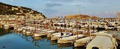 + barques  - platja. (josepponsibusquet.) Tags: port portdelestartit barques mar mediterrani mediterraneo mediterranea estartit lestartit medes illesmedes medas catalunya catalonia costabrava cataluña baixempordà velers veleros barcas puerto puertodelestartit