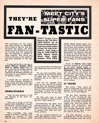 Manchester City vs Chelsea - 1974 - Page 10 (The Sky Strikers) Tags: manchester city chelsea maine road football league first division match magazine 10p