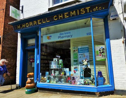 H. HORRELL CHEMIST etc