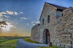 Eketorps borg (janlof671) Tags: fortress borg summer sunset öland