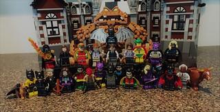 Lego Bat Family