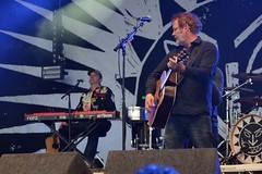 398-20170604_13th Wychwood Music Festival-Cheltenham-Gloucestershire-Main Stage-The Levellers-keyboards, guitar 2 (Nick Kaye) Tags: wychwood music festival cheltenham gloucestershire england