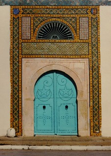 TUNISIA DOOR