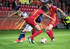 17270586 (roel.ubels) Tags: voetbal vrouwenvoetbal soccer deventer sport topsport 2017 spanje spain espagne schotland scotland ek europese kampioenschappen european worldchampionships