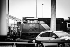 CN 8945 (TVR-Rail-Pics) Tags: railway railwaysofcanada trainsofab trainsofcanada cnrail canadianrailway cnandiantrains