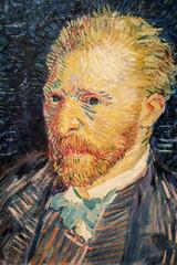 Vincent van Gogh (leweeg10) Tags: xt1 july2017 melbourne vangogh vangoghmelbourne