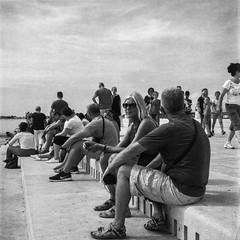 Streets of Zadar (Koprek) Tags: yashicamat124g fomapan 200 zadar film streetphotography croatia adriatic