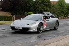 Ferrari 458 Italia (stu norris) Tags: ferrari 458 italia ferrari458italia ferrari70 colchester essex lancasterferraricolchester supercar car cars