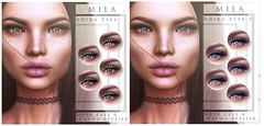 . MILA . Adira Eyes Packs 1 & 2 EXCLUSIVE @ Lost & Found (miiane SL ( MILA . POSES )) Tags: ld lost found second life sl eyes exclusive event milaposes mila