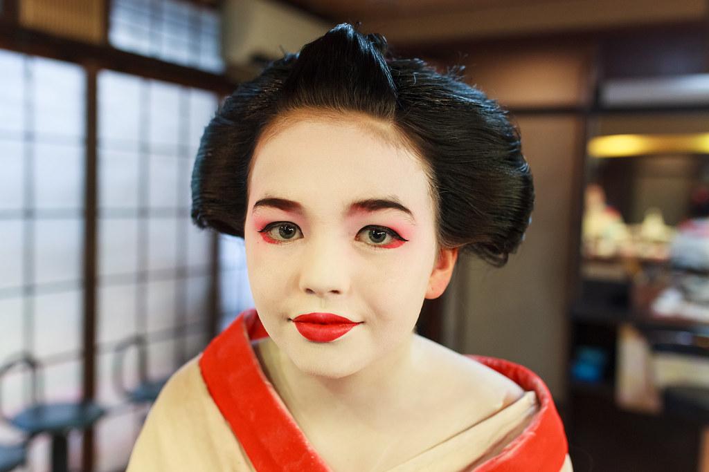 Geisha Transformation