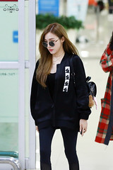 Tiffany SNSD - 170717 SNSD - Gimpo Airport back from Osaka (5) (Only Ũ) Tags: snsd tiffany 170717 airport kpop