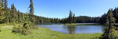 Deer Lake, William O Douglas Wilderness pano (jlcummins - Washington State) Tags: backpack hike williamodouglaswilderness yakimacounty lewiscounty washingtonstate trail lakes scenery scenic cascademountains leechlake pacificcresttrail