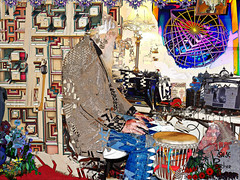 Complex Self-Portrait wit Transfigured Sorcerous Effortz (virtual friend (zone patcher)) Tags: computerdesign digitalart digitaldesign design computer digitalabstractsurreal graphicdesign graphicart psychoactivartz zonepatcher newmediaforms photomanipulation photoartwork manipulated manipulatedimages manipulatedphoto modernart modernartist contemporaryartist fantasy digitalartwork digitalarts surrealistic surrealartist moderndigitalart surrealdigitalart abstractcontemporary contemporaryabstract contemporaryabstractartist contemporarysurrealism contemporarydigitalartist contemporarydigitalart modernsurrealism photograph picture photobasedart photoprocessing photomorphing hallucinatoryrealism abstractsurrealism surrealistartist digitalartimages abstractartists abstractwallart abstractexpressionism abstractartist contemporaryabstractart abstractartwork abstractsurrealist modernabstractart abstractart digitalabstract surrealism representationalart technoshamanic technoshamanism futuristart lysergicfolkart lysergicabsrtactart colorful cool trippy geometric newmediaart psytrance fractal fractalart fractaldesign 3dart 3dfractals digitalfiles