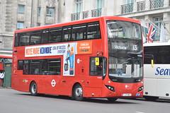 LJ17 WRL (MV38208) Tower Transit (hotspur_star) Tags: londontransport london buses2 londonbuses londonbus londonbuses2017 mcvvolvoevoseti tfl transportforlondon hybridbus hybridtechnology busscene2017 doubledeck towertransit lj17wrl mv38208 13