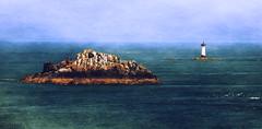 Ilot du Herpin (BrigitteChanson) Tags: herpin cancale îlot phare illeetvilaine mer mar mare sea bretagne brittany breizh