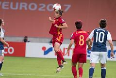 47270557 (roel.ubels) Tags: voetbal vrouwenvoetbal soccer deventer sport topsport 2017 spanje spain espagne schotland scotland ek europese kampioenschappen european worldchampionships