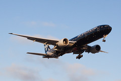 Air New Zealand Boeing 777-300ER ZK-OKQ (jbp274) Tags: lax klax airport airplanes airnewzealand nz boeing 777