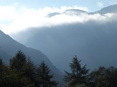 Clouds over Bidean nam Bian, Glencoe, Highland, Scotland, 25 July 2017 (AndrewDixon2812) Tags: bideannambian glencoe highland scotland scottish highlands
