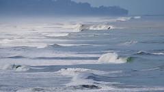 surf paradise (Bernal Saborio G. (berkuspic)) Tags: beach surf waves surfing swell olas sea ocean pacificocean