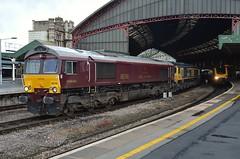 66746 + 66744 Bristol TM (Westerleigh Westie) Tags: 66746 66744 bristol tm