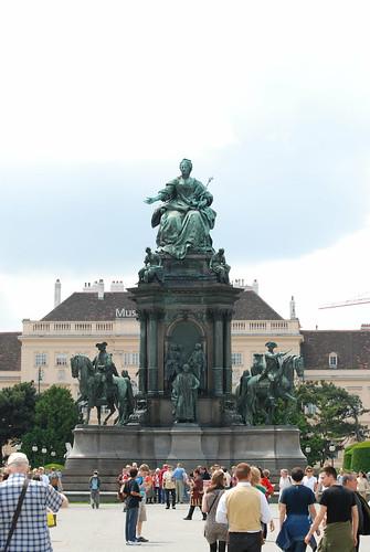 Maria Theresa Statue ©  Andrey
