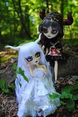 .: Opium & Ectsasy :. (.: Miho :.) Tags: pullip pullipdoll doll dolls dollphotography pullips obitsu parabox groove groovedoll junplanning demon demons pullipfc fullcusto pullipfullcusto