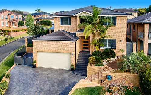 20 Mardi Ct, Kellyville NSW 2155