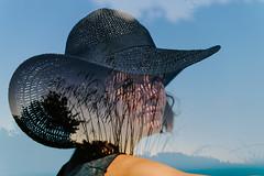 (Special:K) Tags: canon double exposure 6d portrait silhouette summer nature multiple
