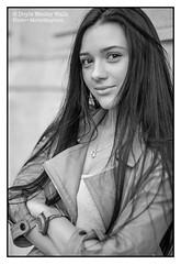 Elly, in Black and White (Doyle Wesley Walls) Tags: elly 4948 woman girl female smile beauty sensual eyes ojos yeux blick ögon ogen occhi olhos face cara faccia tvář ansigt gezicht gesicht beautiful beau piękny bonita hermosa guapa vacker smuk kaunis bonito lindo frumos curves schön skjønn fallegur bello sexy séduisant seksowny seductor sexig sexet gorgeous stunning charming photograph portrait feminine lovely curvy femenino féminin mujer femme donna mädchen ragazza flicka fille chica retrato ritratto porträt portret elegant eyecontact longhair darkhair fulllips blackandwhite doylewesleywalls