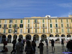 Palma de Mallorca (santiagolopezpastor) Tags: espagne españa spain baleares ballears islasbaleares illesbalears mallorca plaza plazamayor square