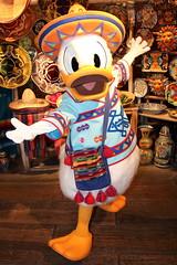 Donald Duck (sidonald) Tags: tokyo disney tokyodisneysea tds tokyodisneyresort tdr greeting ディズニーシー グリーティング ドナルド donald サルアミ