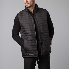 Venture Heat Winter Self Heated Puffer Vest  Heated Jackets Heated hoodie Wearable Heating Technology (Venture Heat) Tags: venture heat® motorcycle heated clothing jackets jacket liners gloves pants winter hoodie vests apparel gear mittens sweaters selfheated fir heat therapy products heating pads self far infrared ray