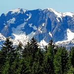 Austrian Alps in summer thumbnail