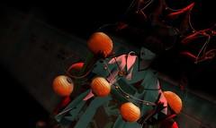 The Unknown (Taylor Wassep) Tags: secondlife epoque boon cerberusxing cx cureless marukado tomoto konpeitou anhelo japonica kagami lantern darkness fareast kimono jacket mesh taylorwassep