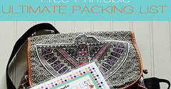 Packing Tips (Who Needs Maps) Tags: who needs maps travel packing tips