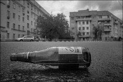 DR150504_351D (dmitryzhkov) Tags: subject bottle beer sony alpha day daylight lights shadows black blackandwhite bw monochrome white bnw blacknwhite art city europe russia moscow documentary journalism street urban road cloud sky life streetlife outdoor streetscene close scene streetshot image streetphotography candidphotography streetphoto moment light shadow photography shot