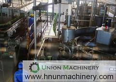 Automatic Liquid Bottle Filling Machine for Liquor (packing flour) Tags: automatic filling machine water liquid juice liqueur