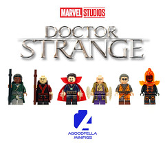 Doctor Strange 👨‍⚕️✨️ v.2 [MCU] [GROUP] [MOC] (agoodfella minifigs) Tags: lego marvel marvellego legomarvel minifigures marvelcomics comics heroes minifigure mcu doctor strange baron mordo dormammu kaecilius theancientone