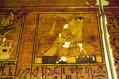 Hawkeye (Stray Toaster) Tags: cambridge fitzwilliam museum egyptian book dead papyrus ramose