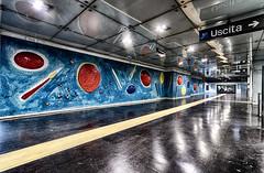 Dante 1 (isnogud_CT) Tags: dante statione bahnhof ubahn underground neapel italien linea1 erdbeere