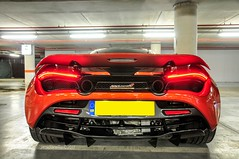 720S Performance (jansolanellas) Tags: mclaren 720s performance azores elite exterior color cabon fiber carbonfiber orange back exhaust sport supercar barcelona spain nikon nikond300s nikonian d300s photography dslr