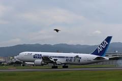 UP3A4650 (ken1_japan) Tags: 大阪国際空港 伊丹空港 itm 伊丹スカイパーク スカイランドハラダ japan osaka airplane ana jal canon 7dmkⅱ ef70200mm f28lisiiusm