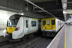 700009 and 319010, London St Pancras (looper23) Tags: rail railway class july 2017 train london 700 blackfriars