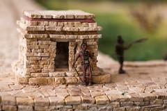 Guardhouse (Jerry Bowley) Tags: rivieramaya xelha model ecopark tulum diorama allinclusive