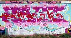 Urban Art, Southend-on-Sea. (piktaker) Tags: essex southend southendonsea project49 graffiti streetart wallart urbanart streetartonsea spray spraypaint paint
