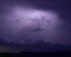 Lightning (Mark V.I) Tags: nikon nikond3200 d3200 nikkor 55300 night nightshot nightsky lightning lightningbolt light bolt clouds storm electricidad electricalstorm electricity electric electrical rayos centellas relampago