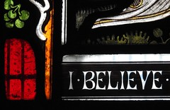 I BELIEVE (P☆ppy C☆cqué) Tags: p☆ppyc☆cqué poppy poppycocque ap soundtrack poem prose poetry quote quotation stainedglass stainedglasswindow window ibelieve believe belief spiritual prayer hope message friend friendship sade byyourside support love abstract abstraction messenger heavenly church churchwindow butterfly butterflies angel angels l a